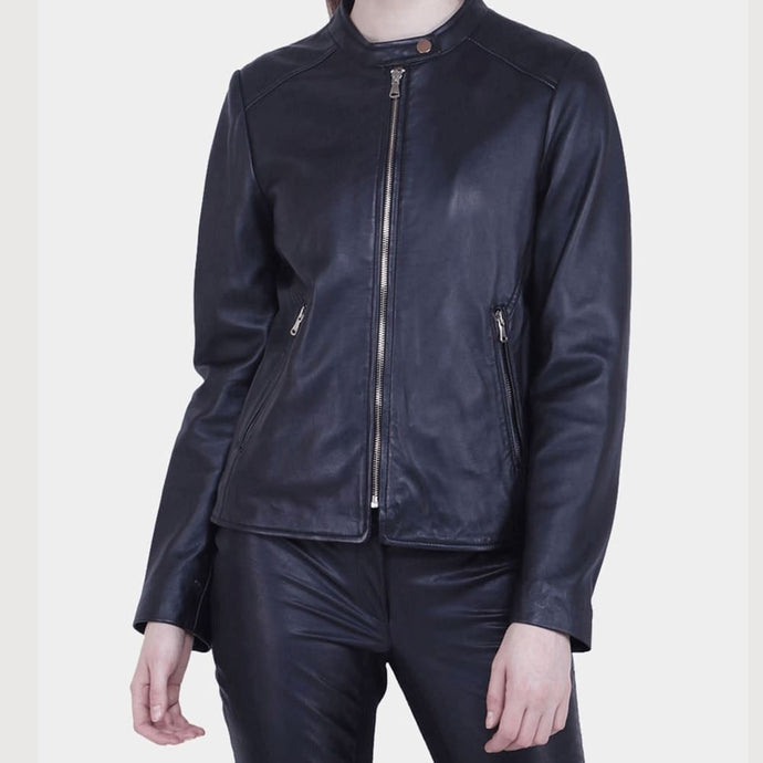 Nitz Leather Jacket