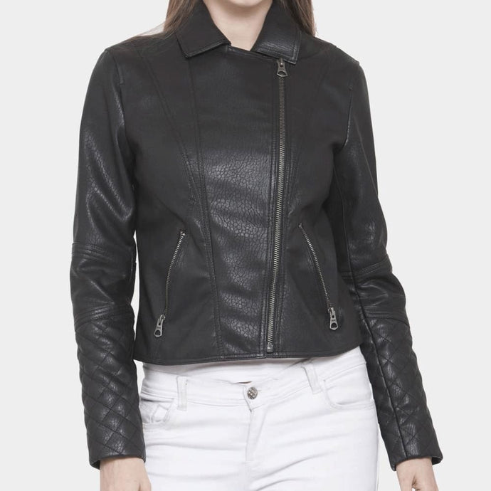 Nitz Women Biker Jackets