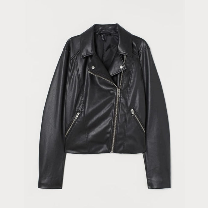 Nitz Black Biker jacket