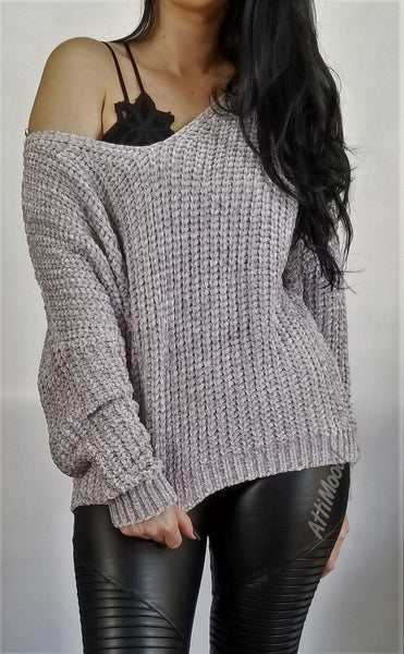 Chevelle Off The Shoulder Sweater