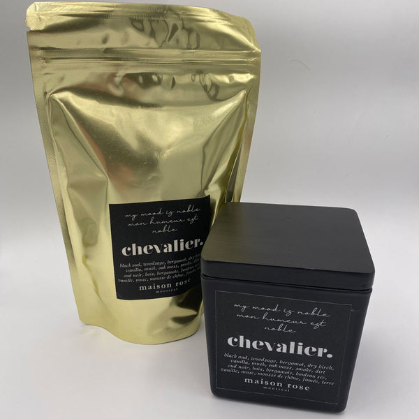 CHEVALIER BODY SCRUB 6 OZ | EXFOLIANT CORPOREL CHEVALIER 6 OZ