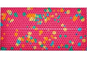 Acupressure Small Mat with Metal Needles for Pain Relief