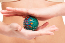 Load image into Gallery viewer, Acupressure Rubber Ball with Metal Needles for Pain Relief