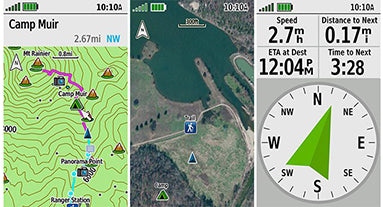 Navigate with confidence with the Garmin GPSMAP 66i