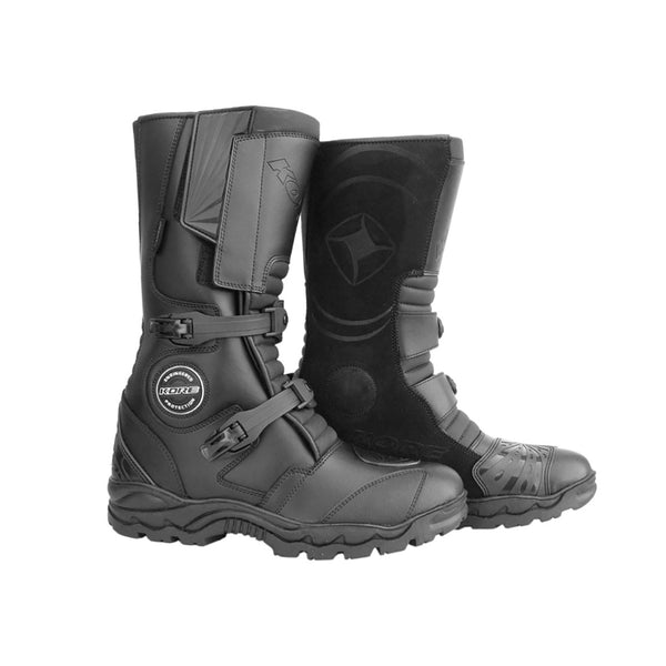 Kore Adventure Boots (Leather Front)
