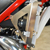 AXP Beta Xtrainer Radiator Braces 2015/ 2021