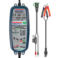 OptiMate Lithium 4s 0.8A Battery Charger