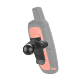 RAM Spine Clip Holder with Ball for Garmin Handheld Devices