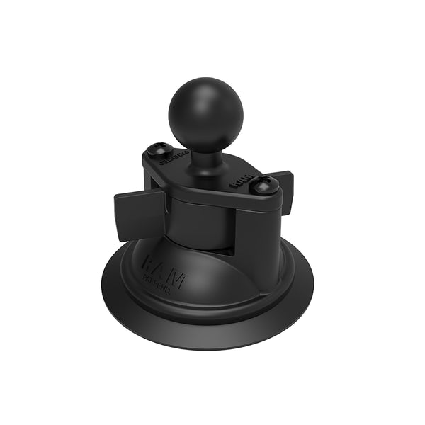 RAM Twist-Lock Suction Cup Base with Ball