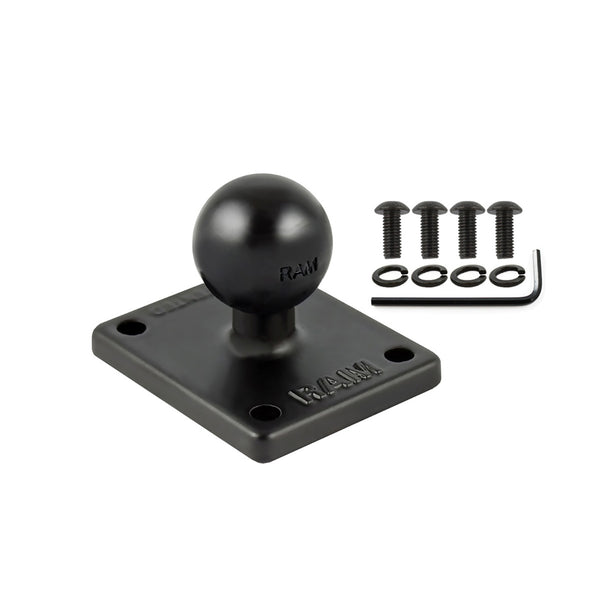 RAM Ball Adapter with AMPS Plate for TomTom Bridge, Rider 2 + More
