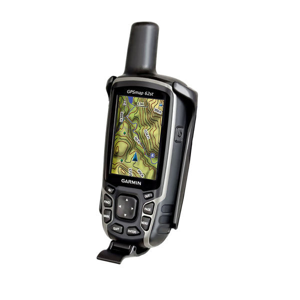 RAM Form-Fit Cradle for Garmin GPSMAP 62 & 64 Series