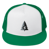 Colorado Forest Two Tone Classic Flat Bill Trucker Hat