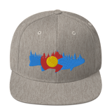 Colorado Forest Trout Classic Snapback Hat