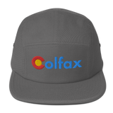 Colorado Colfax Five Panel Cap