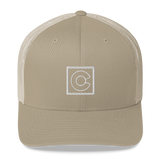 Colorado C Box Logo Trucker Cap