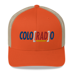 Colo[RAD]o 3D Puff Retro Trucker Hat