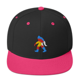 Colorado Bigfoot Classic Snapback Hat