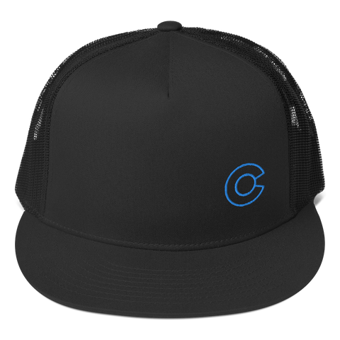 Colorado Flag Colorado Underground Trucker Cap