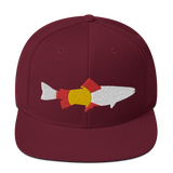 Colorado Trout Classic Snapback Hat