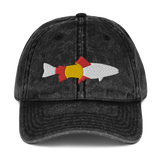 Colorado Trout Vintage Cotton Twill Cap