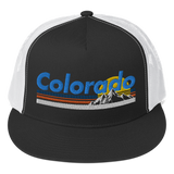 Colorado Retro Trucker Cap