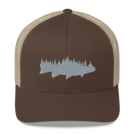 Colorado Trout Forest Trucker Cap