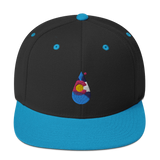 Colorado Water Drop Classic Snapback Hat