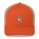 Bigfoot Colorado Classic Retro Trucker Cap