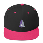 Colorado Tree Two Tone Classic Snapback Hat