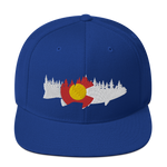 Colorado Trout Forest Classic Snapback Hat