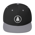 Simple Tree Hat Classic Snapback Hat