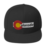 Colorado Classic Colorado Flag Snapback Hat