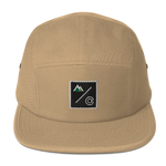 Colorado Underground Box Logo Five Panel Cap