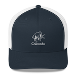 Colorado Mammoth Retro Trucker Cap