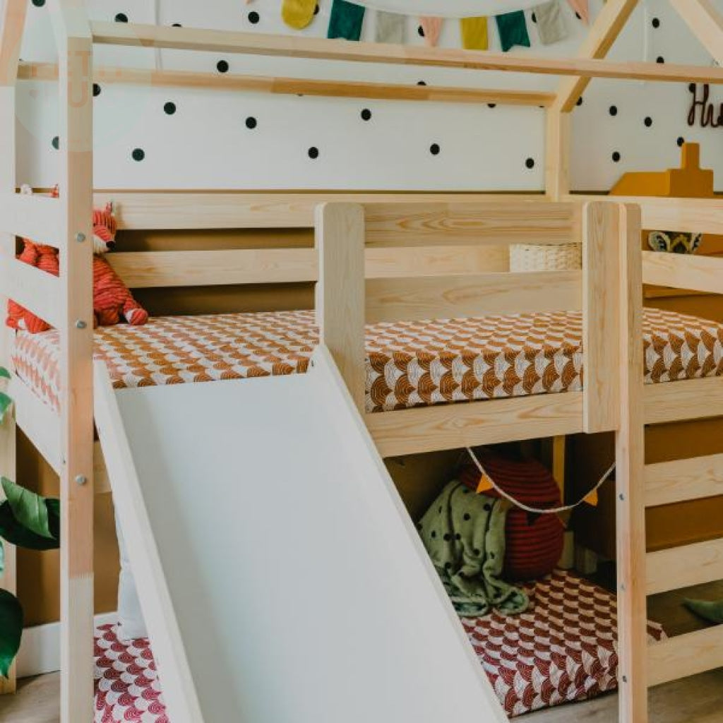 Mezzanine Bed With Slide Pepe Bedhouse