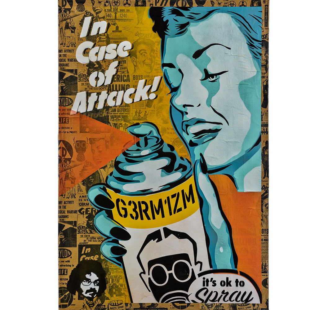 Attack! by Germizm | GMZ10002