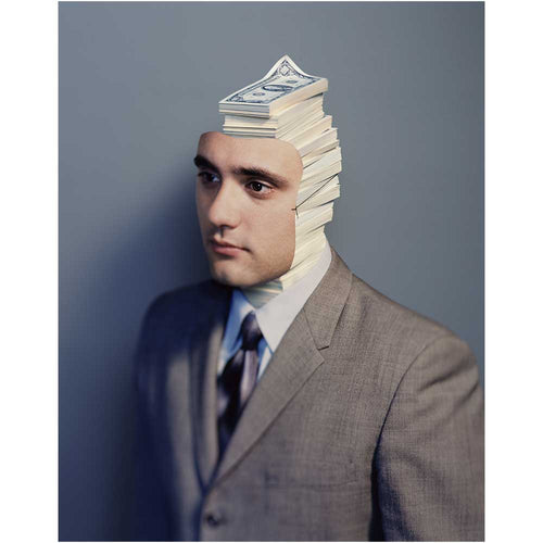 Materialism by Hugh Kretschmer | HKP10002