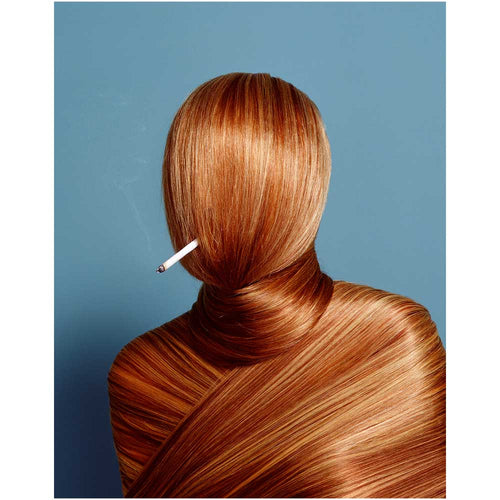 Smoking Hair by Hugh Kretschmer | HKP10004