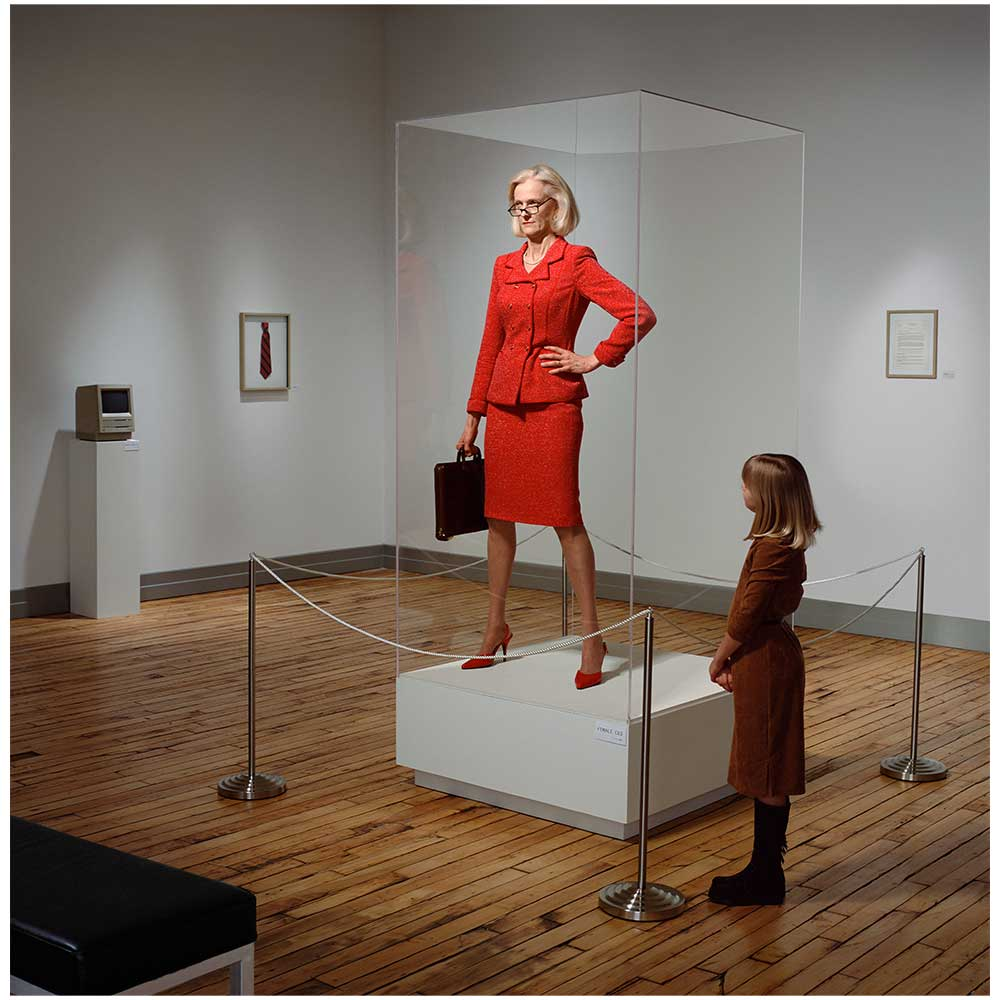Female CEO by Hugh Kretschmer | HKP10005