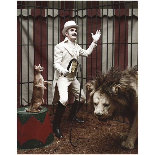 Lion Tamer by Hugh Kretschmer | HKP10007