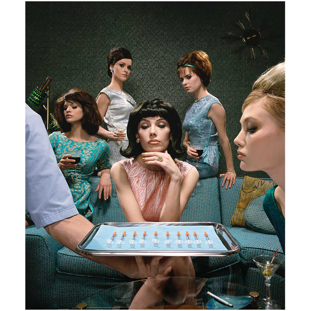 Botox Party by Hugh Kretschmer | HKP10013