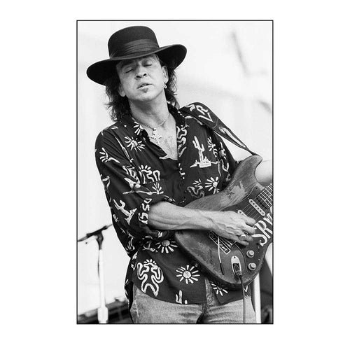 Stevie Ray Vaughan by Tracy Anne Hart | TAH10006