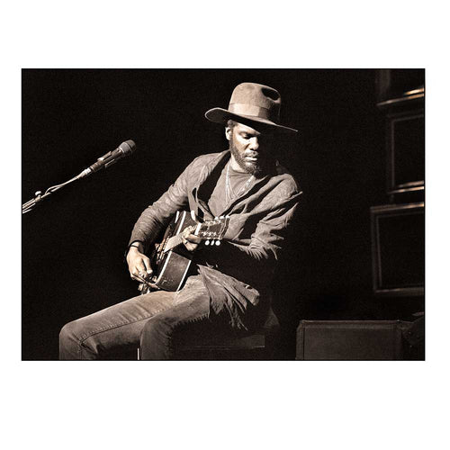 Gary Clark Jr. by Tracy Anne Hart | TAH10009