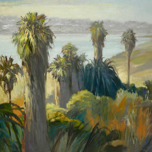 Palms of Buena Vista by Wade Koniakosky | WTK10012