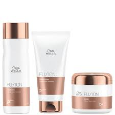 Wella Fusionplex Intense Repair Bundle