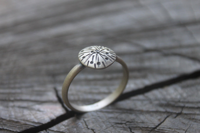 Fertile Grounds Ring - Peles Song Jewelry