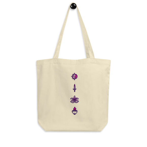 Romeo y Julieta Tote Bag
