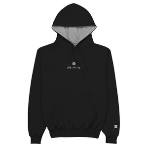 The World's a Stage Champion Hoodie
