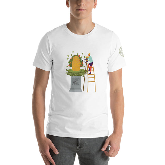 O Wonder! Shakespeare Topiary t-shirt