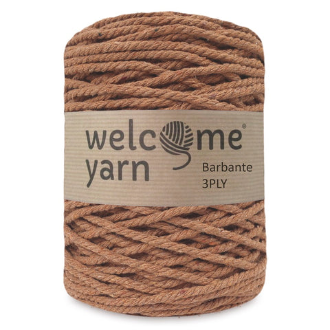 Barbante 3PLY 500g Camel